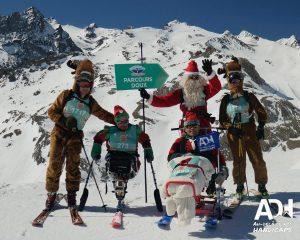ski handicapés