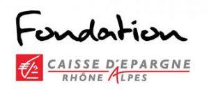 Logo de la Fondation Caisse d'Epargne Rhône Alpes