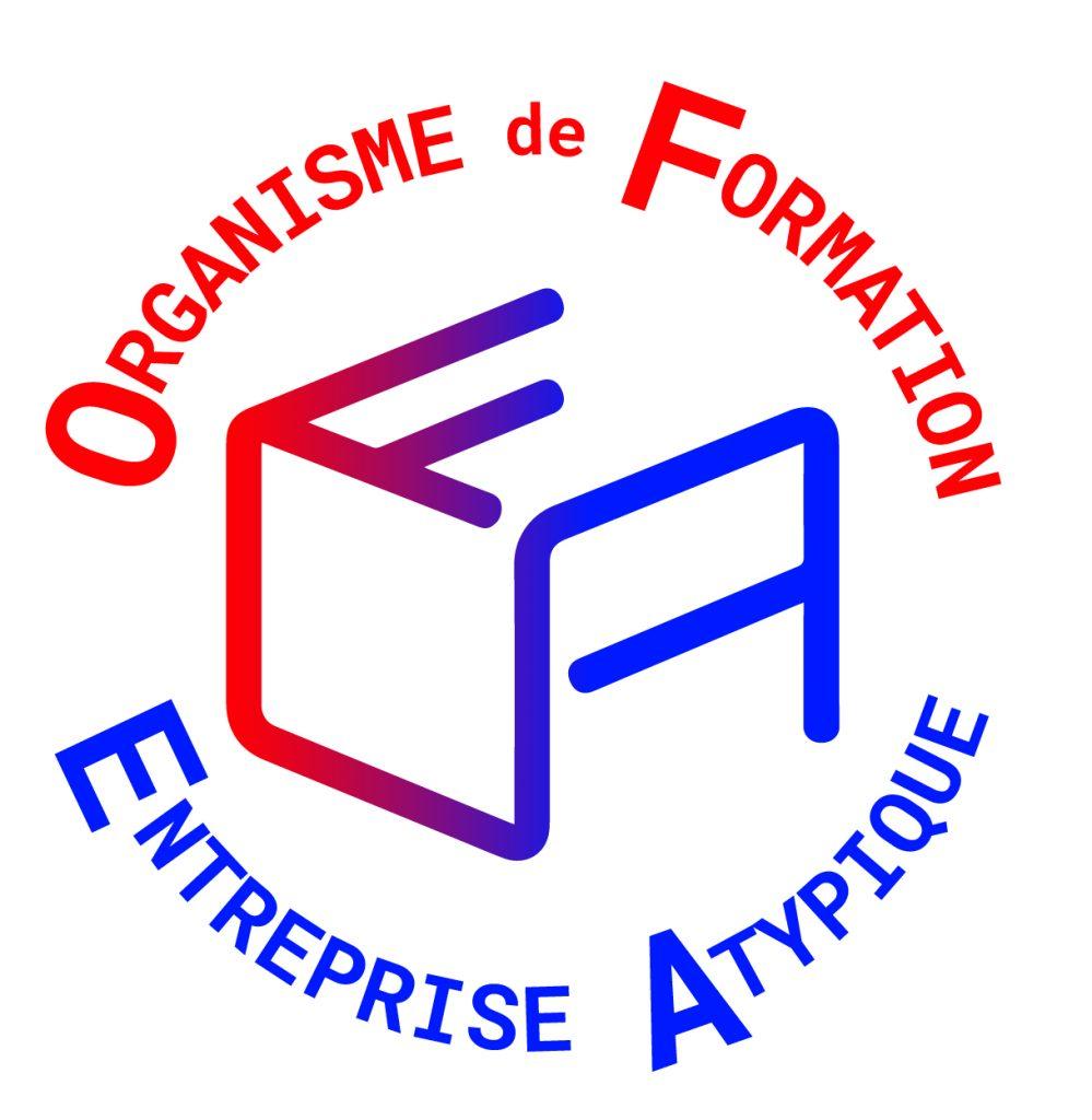 Logo OE-EA - Organisme de formation Entreprise Atyique