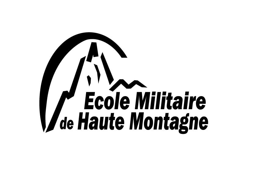 Logo Ecole Militaire de Haute Montagne PNG