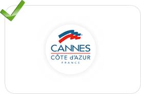 Logo de la Ville de Cannes