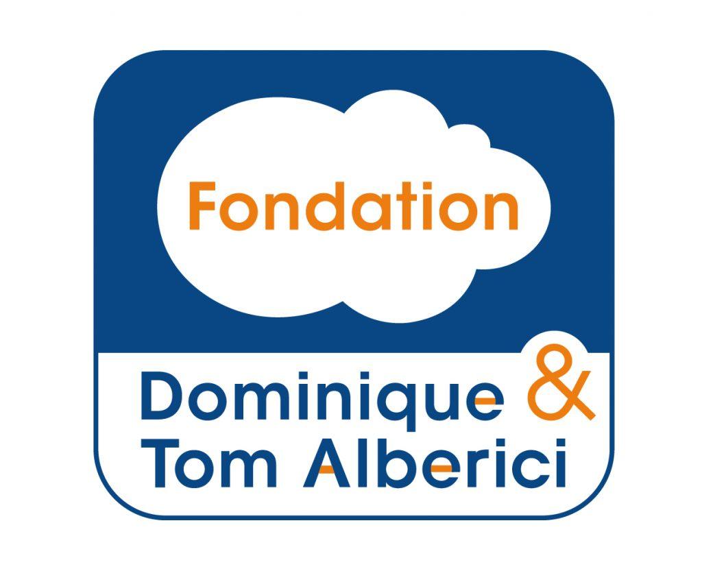 Logo Fondation Dominique Tom Alberici