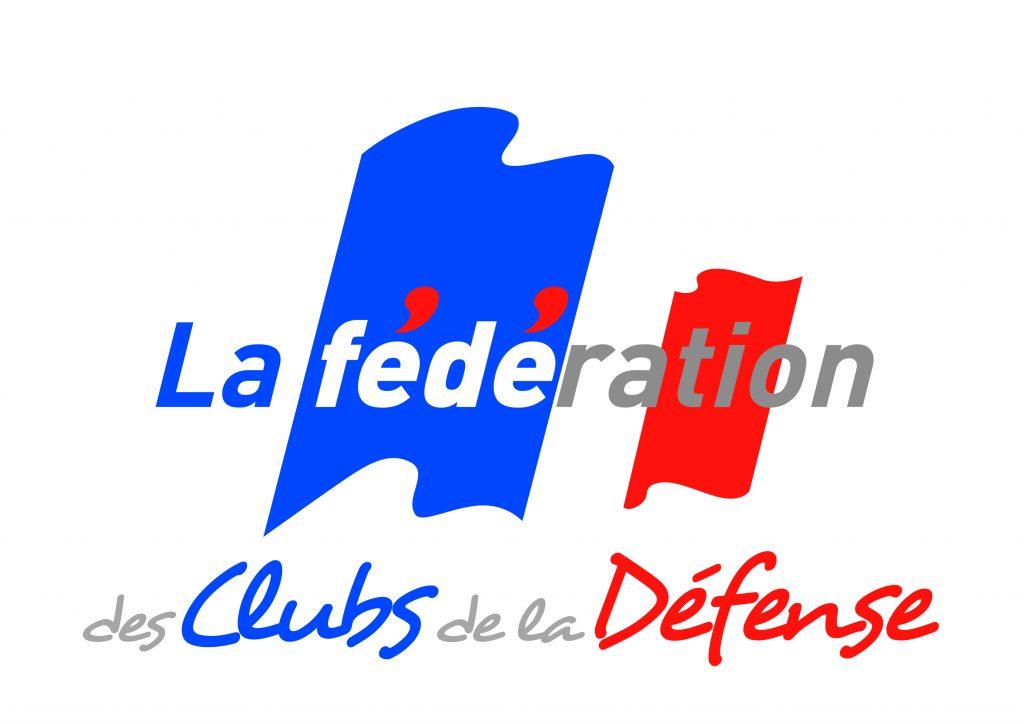 Logo de la fédération des clubs de la défense