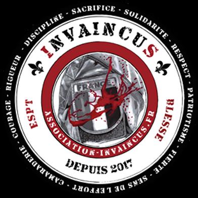Logo Association Les Invaincus