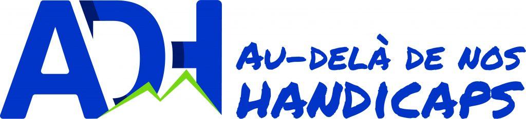 Logo au delà de nos handicaps