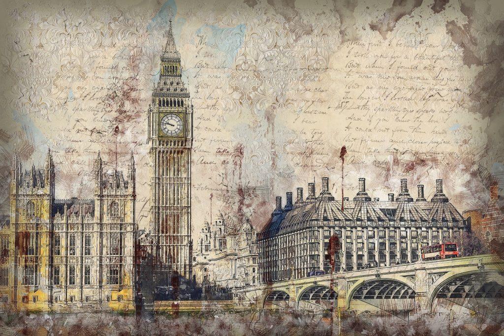Illustration Londres